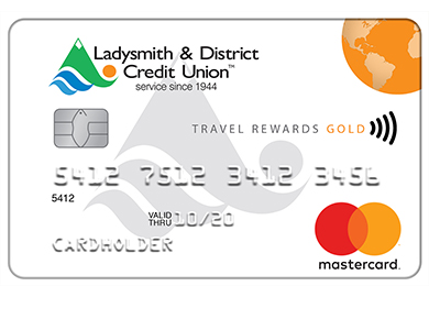 LDCU Travel Rewards Gold MasterCard®